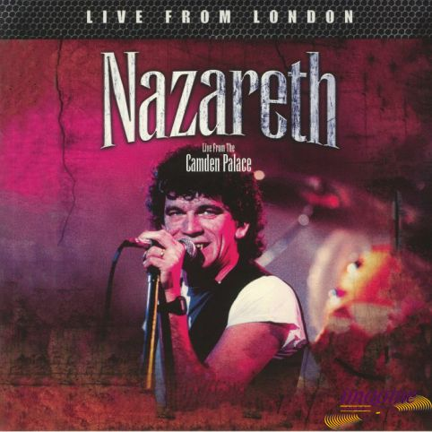 Live From London Nazareth