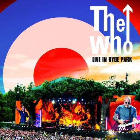 Live In Hyde Park Who