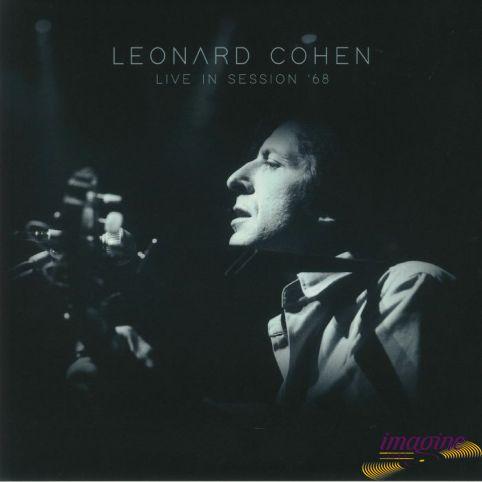 Live In Session '68 Cohen Leonard