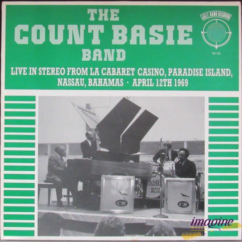 Live In Stereo From La Cabaret Casino Basie Count