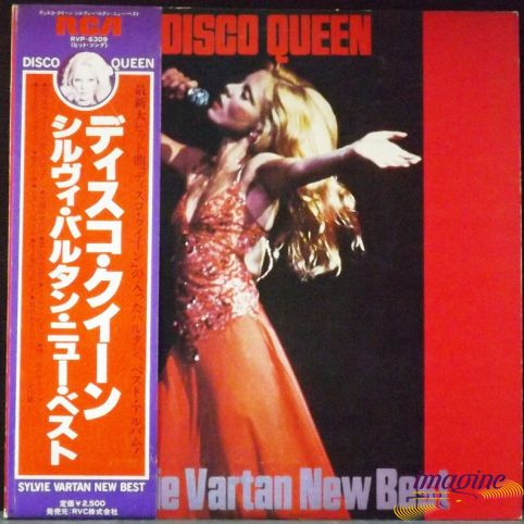 Disco Queen Vartan Sylvie