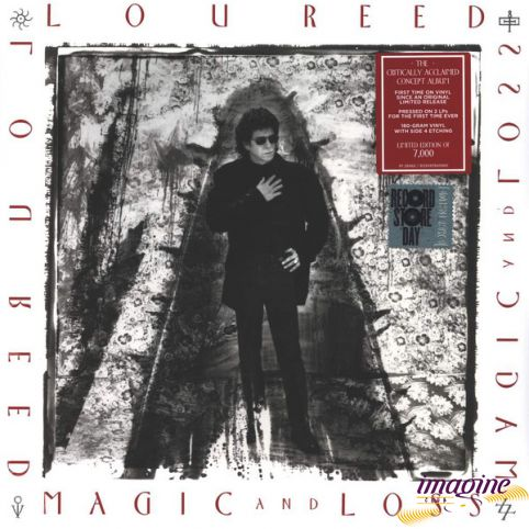 Magic And Loss Reed Lou