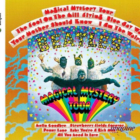 Magical Mystery Tour Beatles