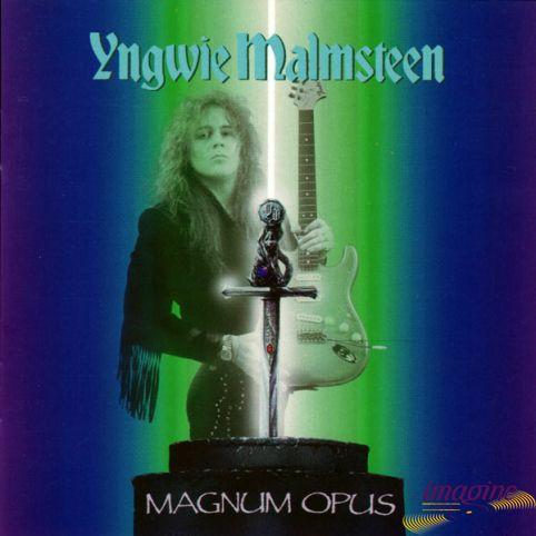 Magnum Opus Malmsteen Yngwie