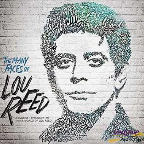 Many Faces Reed Lou