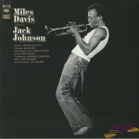 A Tribute To Jack Johnson Davis Miles