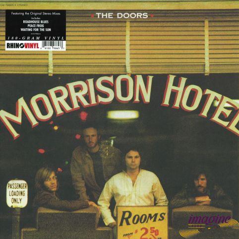 Morrison Hotel Doors