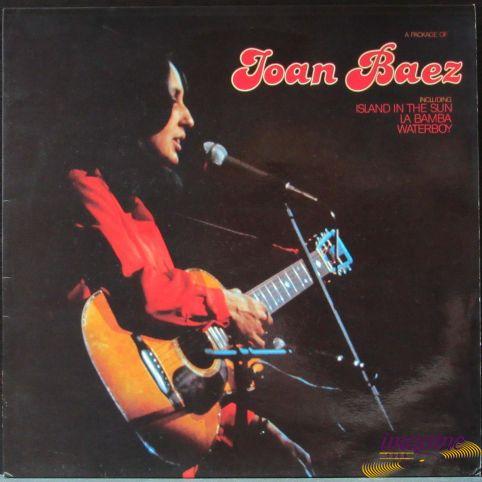 Package Of Baez Joan