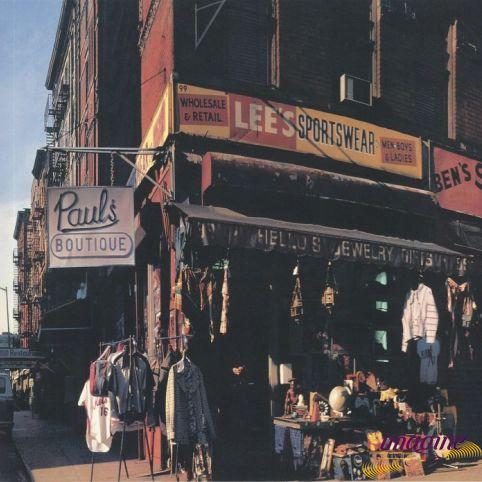 Paul's Boutique Beastie Boys