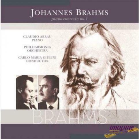Piano Concerto No. 1 Brahms Johannes