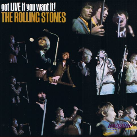 Got Live If You Want It Rolling Stones