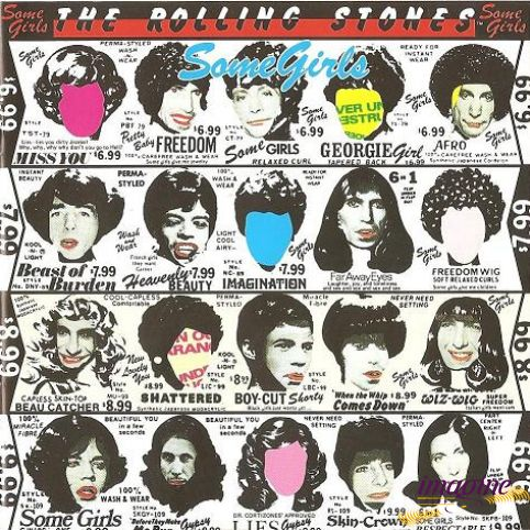 Some Girls Rolling Stones
