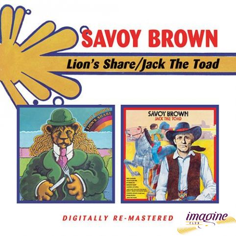 Lion's Share/Jack The Toad Savoy Brown