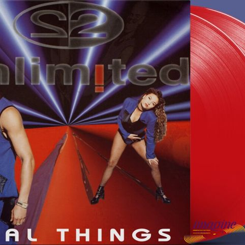 Real Things - Coloured 2 Unlimited