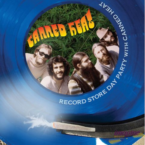 Record Store Day Party With Canned Heat Canned Heat