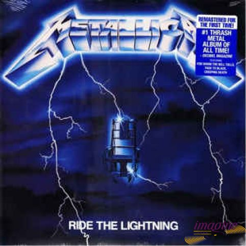 Ride The Lightning Metallica