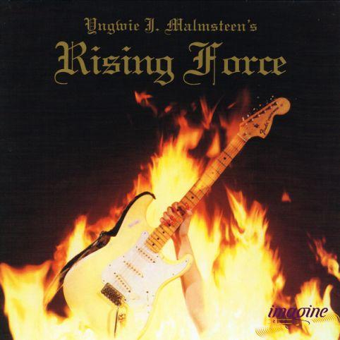Rising Force Malmsteen Yngwie
