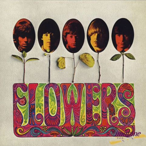 Flowers Rolling Stones
