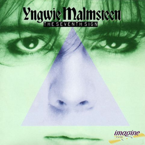 Seventh Sign Malmsteen Yngwie Rising Force