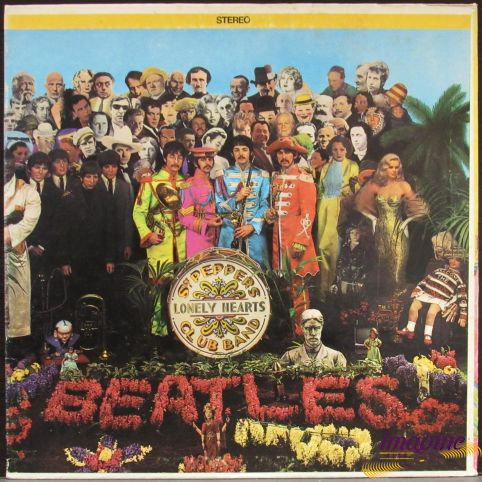 Sgt. Pepper's Lonely Hearts Club Band Beatles