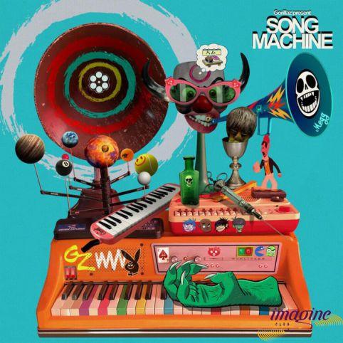 Song Machine Season One Gorillaz