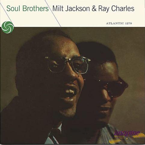 Soul Brothers Charles Ray & Jackson Milt