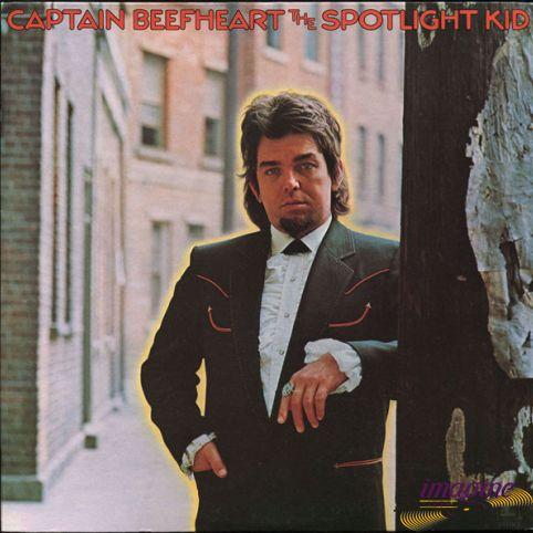 Spotlight Kid Captain Beefheart