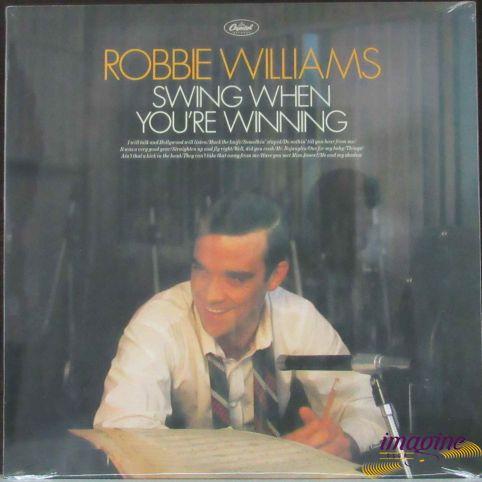 Swing When You're Winning Williams Robbie