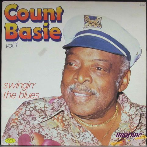 Swingin' The Blues Basie Count