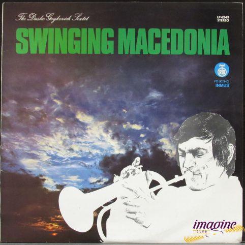 Swinging Macedonia Dusko Goykovich Sextet