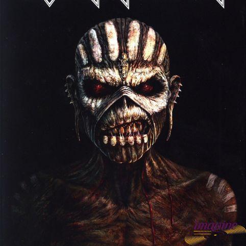 Book Of Souls -Deluxe- Iron Maiden