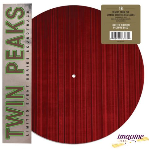 Twin Peaks (Limited Event Series Soundtrack) OST