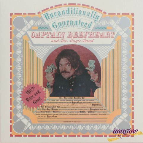 Unconditionally Quarateed Captain Beefheart And The Magic Band