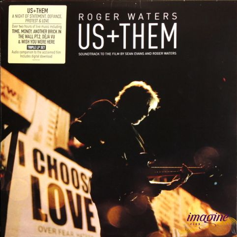 Us + Them Waters Roger