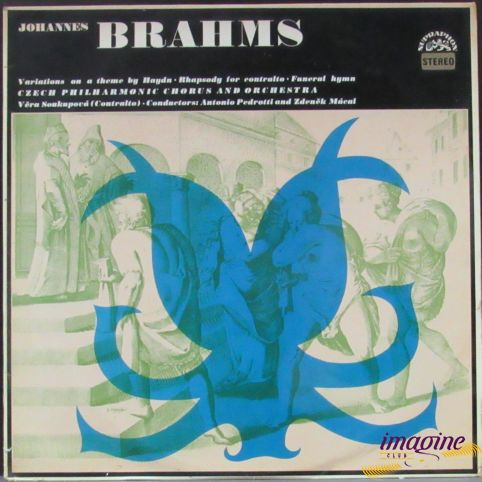 Variations On A Theme By Haydn Brahms Johannes