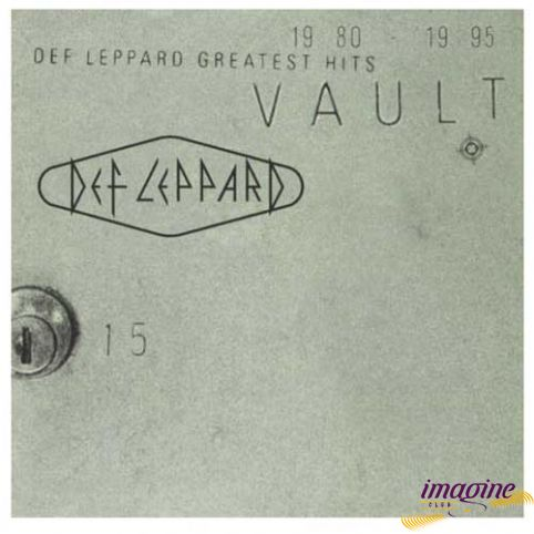 Vault: Def Leppard Greatest Hits 1980-1995 Def Leppard