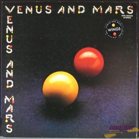 Venus And Mars McCartney Paul