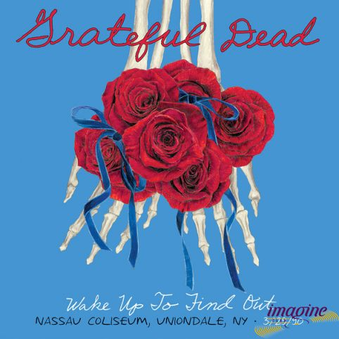 Wake Up To Find Out : Nassau Coliseum, Uniondale, NY  3/29/1990 Grateful Dead