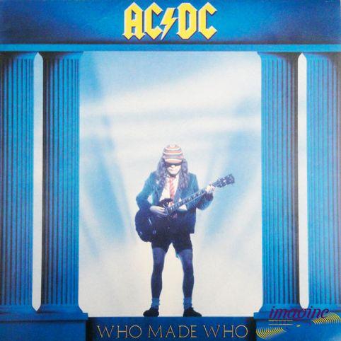 Who Made Who Ac/Dc