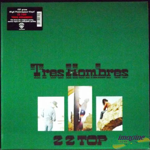 Tres Hombres ZZ Top