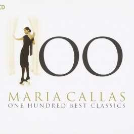 100 Best Callas Callas Maria