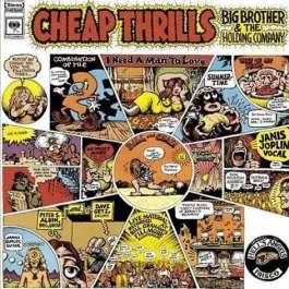 Cheap Thrills  Joplin Janis