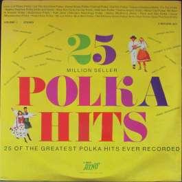 25 Million Seller Polka Hits Various Artists