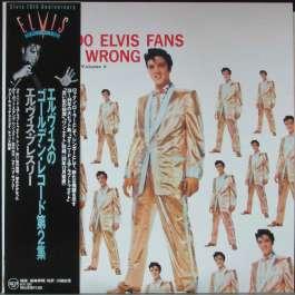50 000 000 Elvis Fans Can't Be Wrong V.2 Presley Elvis