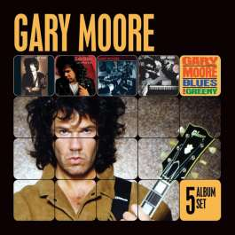 5 Album Set Moore Gary