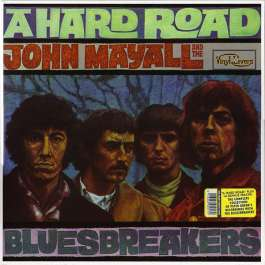 A Hard Road Mayall John & The Bluesbreakers