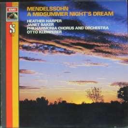 A Midsummer Night Mendelssohn Felix