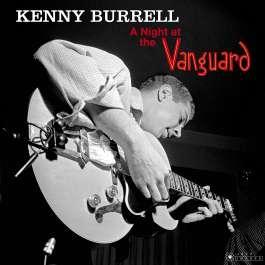 A Night At Vanguard Burrell Kenny