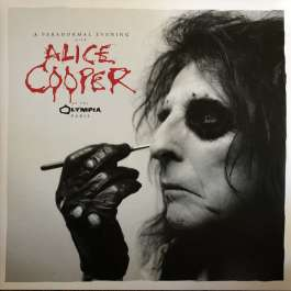 A Paranormal Evening With Alice Cooper At The Olympia Paris Cooper Alice