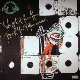 We Got It From Here…Thank You 4 Your  A Tribe Called Quest